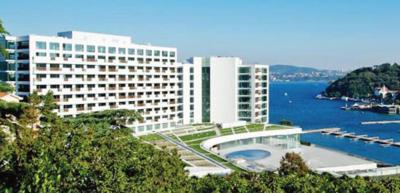 The Grand Tarabya Oteli'nin Hizmete Girmesi