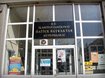Erciyes Üniversitesi Hacı Hatice Bayraktar Kütüphanesi