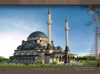 Hacı Halil Bayraktar Camii