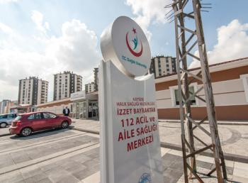İzzet Bayraktar 112 Acil ve Aile Sağlığı Merkezi